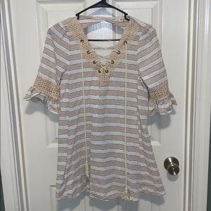 Boutique bought shirt!